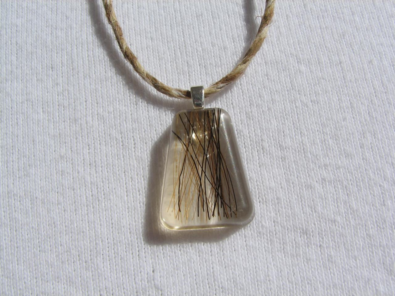 Horse And Pet Hair Jewelry